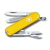 Нож Victorinox Classic 58мм 7 функций желтый (0.6223.8) нож victorinox classic 0 6223 b1 красный 7 функций 58мм блистер