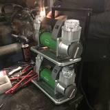 Установка пневносистемы и воздушного компрессора фото-1