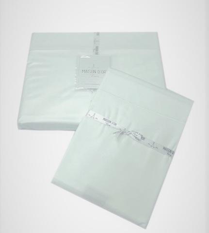Наволочки 50х70-2шт белая сатин Maison Dor Турция