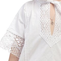 Крестильная рубашка 0-12 лет