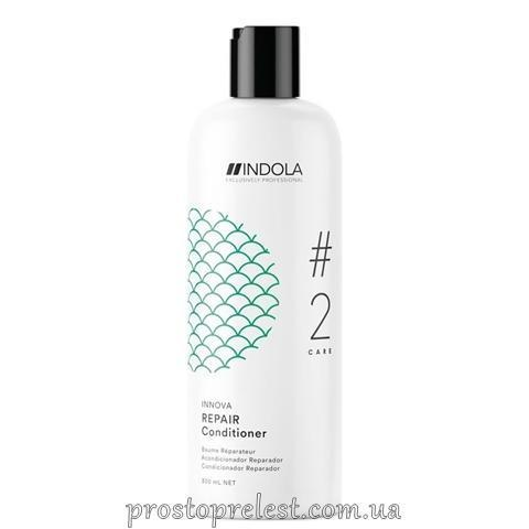 Indola Innova Repair Conditioner - Кондиционер для восстановления поврежденных волос