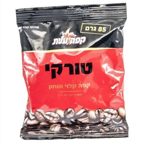 Израильский заварной кофе