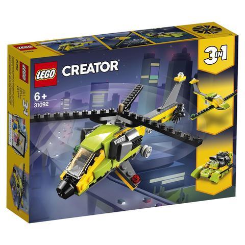 LEGO Creator: Приключения на вертолёте 31092 — Helicopter Adventure — Лего Креатор Создатель