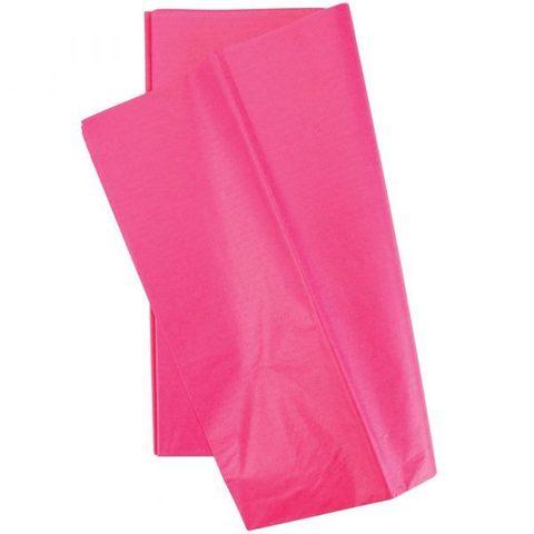 Бумага упаковочная тишью 10 листов 50*50 см