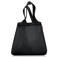 Сумка Mini maxi shopper black Reisenthel