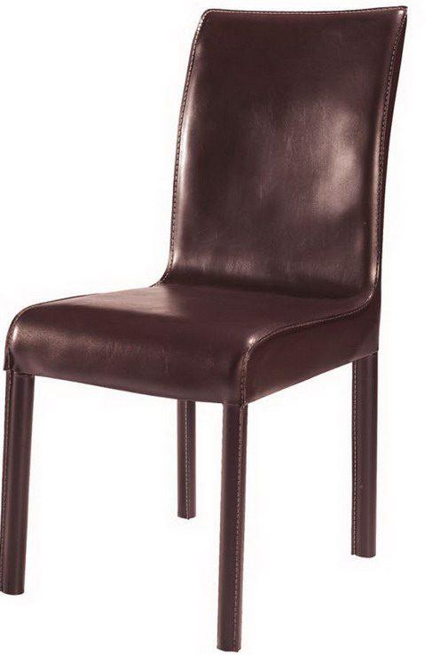 Стул ESF 807 коричневый