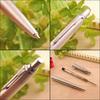 Купить Шариковая ручка Parker Jotter Steel K61, цвет: Steel CT, стержень: Mblue, S0705560 по доступной цене