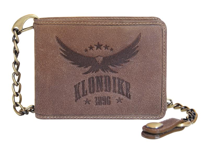 Бумажник мужской KLONDIKE «Happy Eagle»