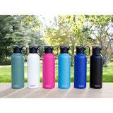 Стальная бутылка Hydrate с петелькой 600 мл, артикул 565, производитель - Sistema, фото 13