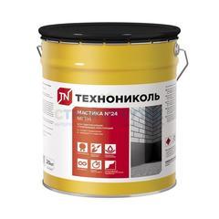 Мастика битумная Технониколь №24 МГТН, 20 кг