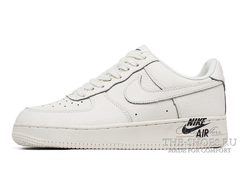 Кроссовки Nike Air Force 1 07 Low LTHR White