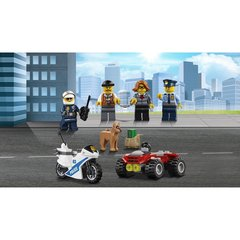 Конструктор LEGO City Police Мобильный командный центр (60139)