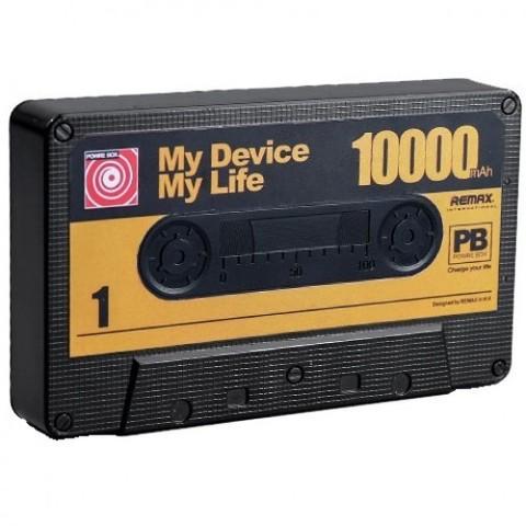Внешний аккумулятор ReMax Tape RP-T10, 10000mAh