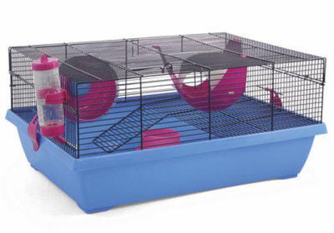 Triol Клетка для мелких животных 510*365*235мм