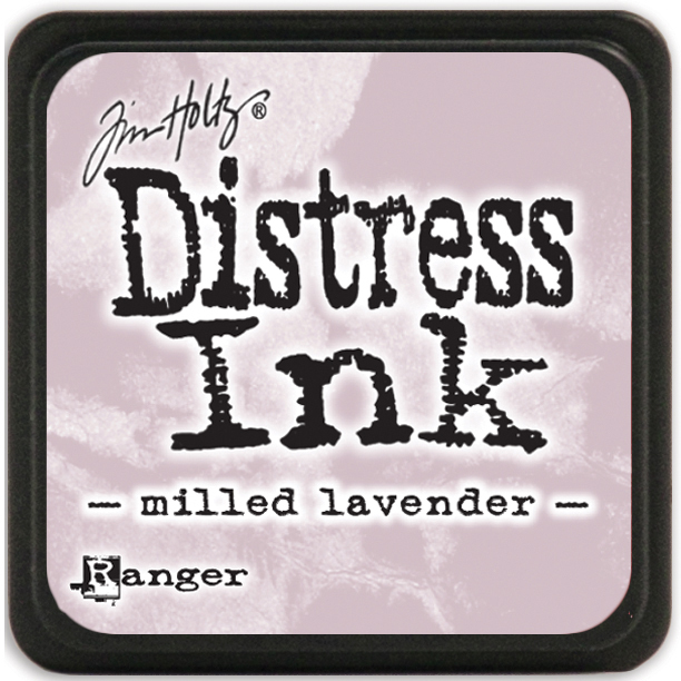 Подушечка Distress Ink Ranger - milled lavender