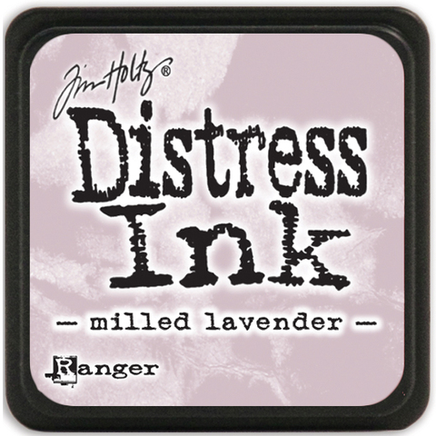 Подушечка Distress Ink Ranger - milled lavender
