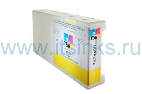 Картридж для Epson GS6000 C13T624400 Yellow 950 мл