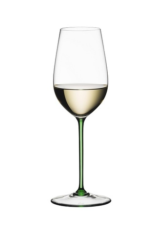 Бокал для вина Gruner Veltliner (With Green Stem) 380 мл, артикул 6400/15. Серия Sommeliers