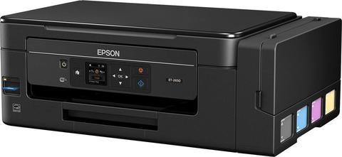МФУ со встроенной СНПЧ Epson EcoTank ET-2650
