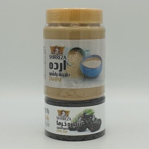 Тахини с финиковым сиропом SHIRREZA, 850 гр