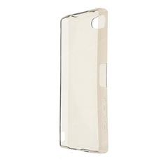 Прозрачный чехол-накладка Sony Xperia Z5