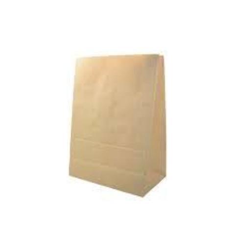 Пакет крафтовый без ручек с дном 260х150х420 мм