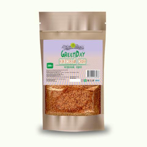 Дары Памира сахар кокосовый 200 гр