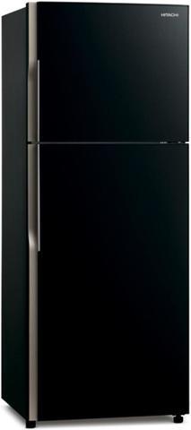 Холодильник с верхней морозильной камерой Hitachi R-V 472 PU8 BBK