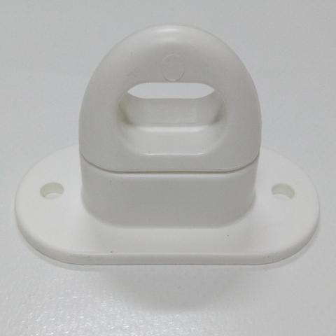 Скоба поворотная пластиковая 42х22