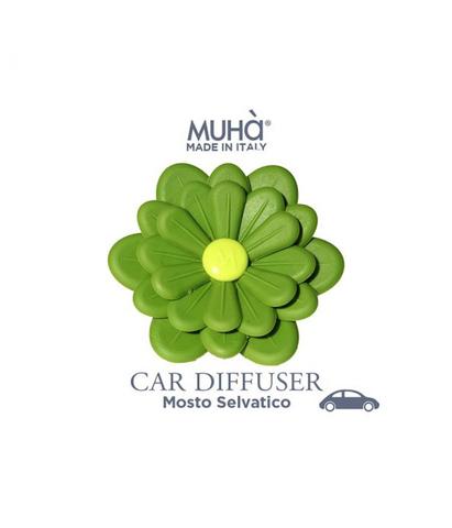 Автомобильный диффузор Цветок Магнолия и фрукты, Muha