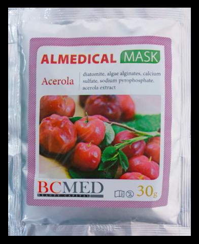 *Альгинатная маска (BCMED/Ацерола/30гр)