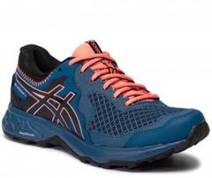 Кроссовки внедорожники  Asics Gel Sonoma 4 G-TX Blue женские распродажа