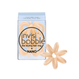 INVISIBOBBLE Резинка-браслет для волос NANO To Be or Nude to Be, набор из 3-х шт