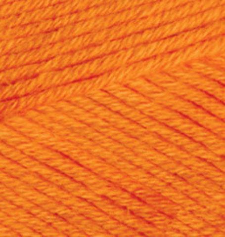 Пряжа Alize Bella 487 оранжевый