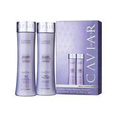 Alterna Caviar Repair RX Duo - Набор для быстрого восстановления волос (шампунь 250 мл + кондиционер 250 мл)