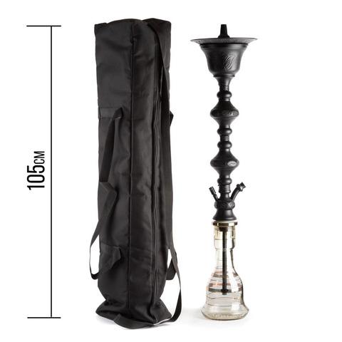 Сумка для кальяна Vintage 105 см Черная