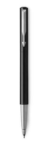 Ручка-роллер Parker Vector Standard T01, цвет: Black, стержень: Mblue123