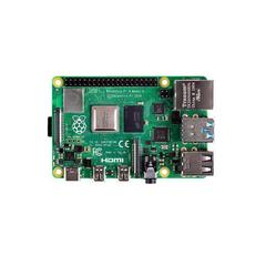 Купить одноплатный микрокомпьютер Raspberry Pi 4