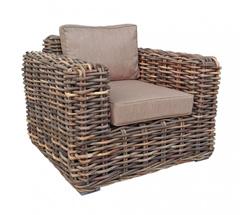 Кресло из натурального ротанга Kvimol КМ-2005