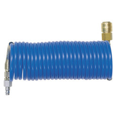 Пневмошланг спиральный из полиамида SSL-SK-PA 8-6/7,5m