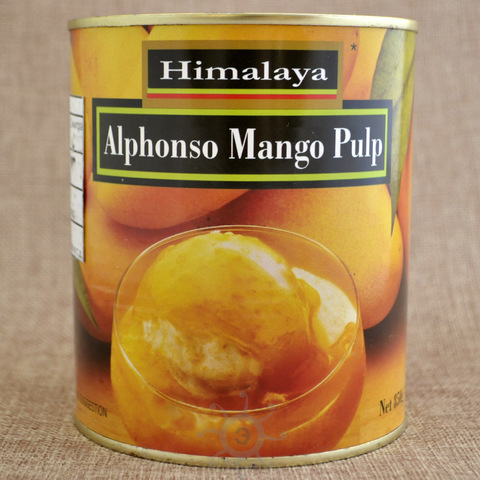 Пюре манго Alphonso из Индии Himalaya, 850г
