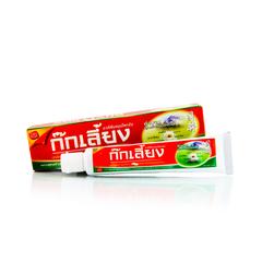 Травяная зубная паста