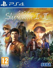 Sony PS4 Shenmue I & II (английская версия)