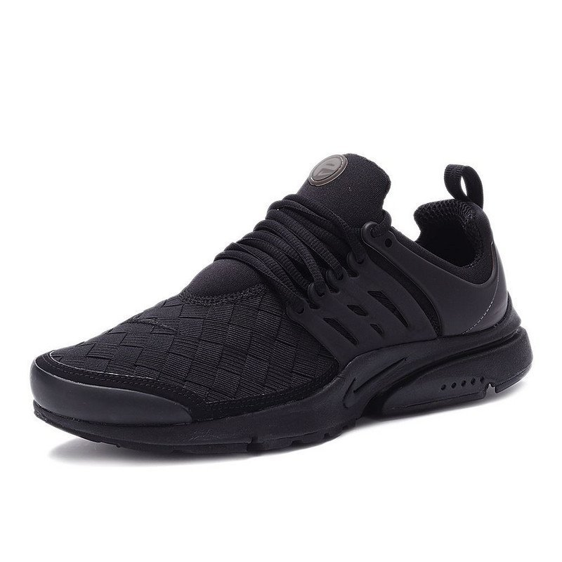 Nike Air Presto Ultra Flyknit Красный-Черный (010)