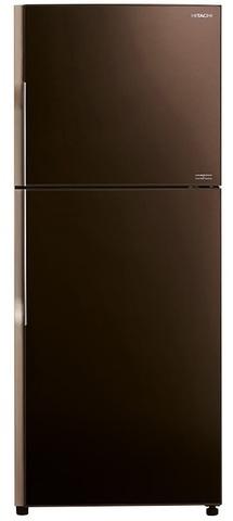 Холодильник с верхней морозильной камерой Hitachi R-VG 472 PU8 GBW