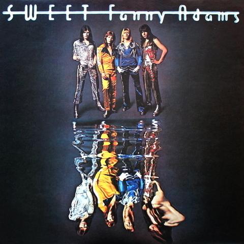 Sweet / Sweet Fanny Adams (New Extended Version)(CD)