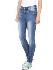 S1022 джинсы женские, синие