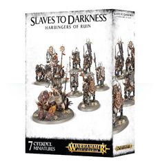 Slaves to Darkness Harbingers of Ruin