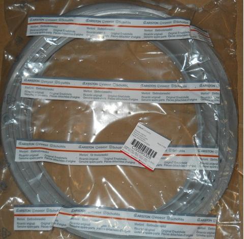 Манжета люка (уплотнитель двери) для стиральной машины Indesit (Индезит) / Ariston (Аристон) 095328 ОРИГИНАЛ, см.145390