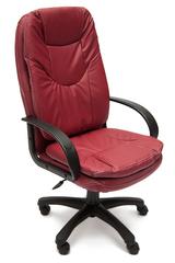 Кресло компьютерное Комфорт СТ (Comfort ST) — бордо (36-7)